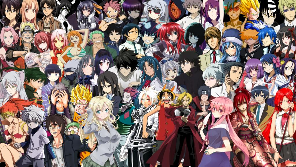 Can You Name The Anime Manga Character